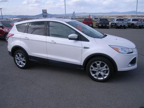 2013 Ford Escape SEL SUV for sale in Helena for $24,794 with 30,404 miles