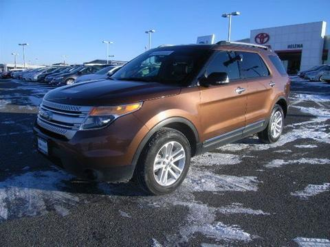 2011 Ford Explorer XLT SUV for sale in Helena for $23,981 with 79,090 miles.