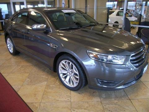 2015 Ford Taurus Limited Sedan for sale in Helena for $28,991 with 15,019 miles.