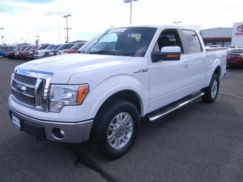 2012 Ford F150 Lariat Crew Cab Pickup for sale in Helena for $35,981 with 31,584 miles.