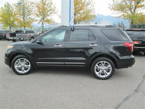 2013 Ford Explorer Limited SUV for sale in Missoula for $32,658 with 23,463 miles.