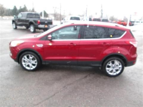 2014 Ford Escape Titanium SUV for sale in Missoula for $25,846 with 32,937 miles.