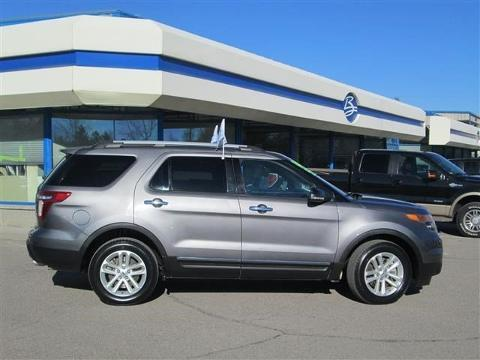2014 Ford Explorer XLT SUV for sale in Missoula for $33,984 with 26,052 miles.