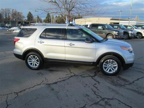 2014 Ford Explorer XLT SUV for sale in Missoula for $32,879 with 25,830 miles.