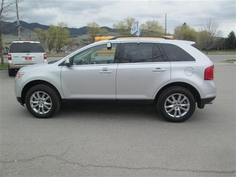 2014 Ford Edge Limited SUV for sale in Missoula for $33,878 with 8,586 miles