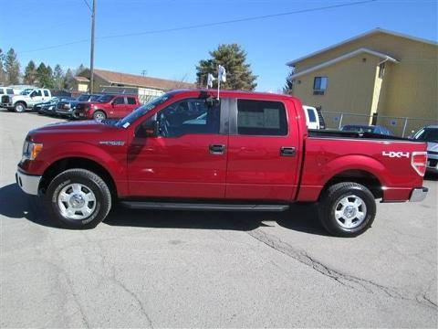 2014 Ford F150 XLT Crew Cab Pickup for sale in Missoula for $34,456 with 9,387 miles