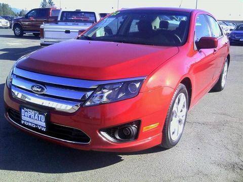 2012 Ford Fusion SE Sedan for sale in Whitefish for $17,900 with 27,830 miles.