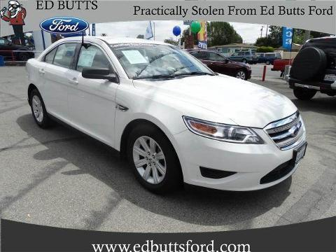 2012 Ford Taurus SE Sedan for sale in La Puente for $21,675 with 16,466 miles.