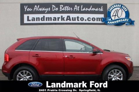 2013 Ford Edge Limited SUV for sale in Springfield for $27,998 with 34,952 miles