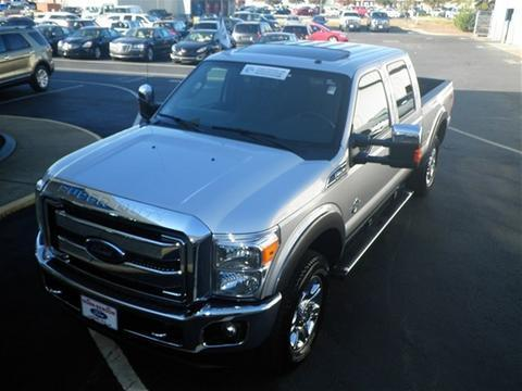 2014 Ford F250 Crew Cab Pickup for sale in Dunn for $49,000 with 49,550 miles.