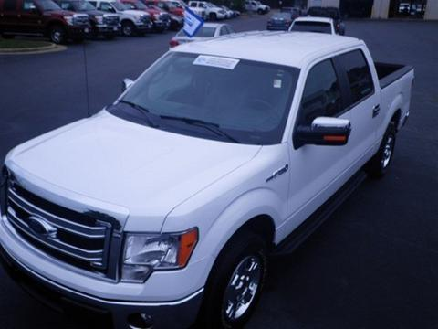 2014 Ford F150 XLT Crew Cab Pickup for sale in Dunn for $28,697 with 6,790 miles.