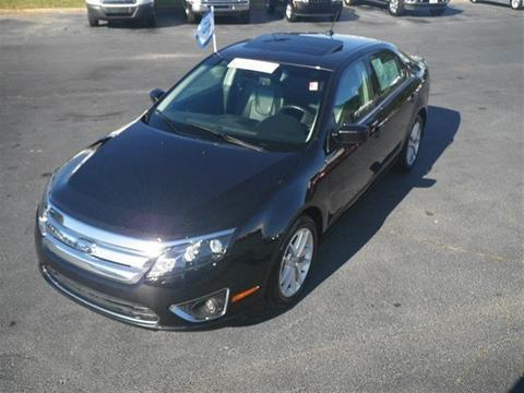 2012 Ford Fusion SEL Sedan for sale in Dunn for $20,000 with 30,741 miles.