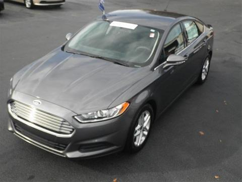 2013 Ford Fusion SE Sedan for sale in Dunn for $18,995 with 28,998 miles.