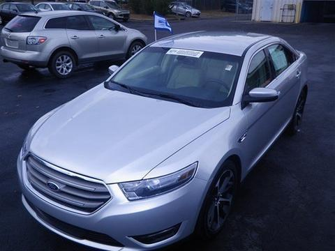 2014 Ford Taurus SEL Sedan for sale in Dunn for $23,995 with 19,111 miles.