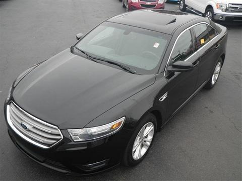 2014 Ford Taurus SEL Sedan for sale in Dunn for $21,980 with 16,405 miles.