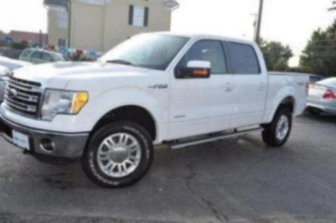 2013 Ford F150 Lariat Crew Cab Pickup for sale in Marshall for $36,800 with 22,827 miles.