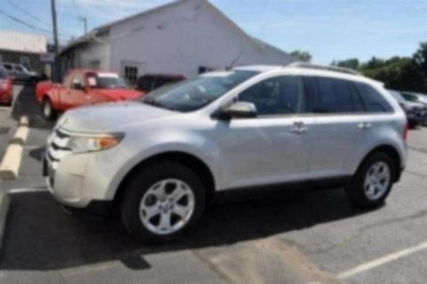 2011 Ford Edge SEL SUV for sale in Marshall for $24,900 with 22,000 miles.