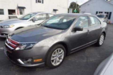 2012 Ford Fusion SEL Sedan for sale in Marshall for $17,500 with 28,000 miles.