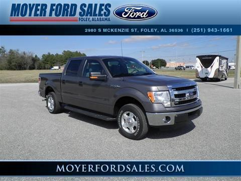 2014 Ford F150 XLT Crew Cab Pickup for sale in Foley for $27,750 with 36,361 miles.
