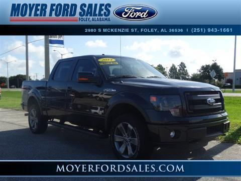2014 Ford F150 FX4 Crew Cab Pickup for sale in Foley for $44,950 with 20,048 miles