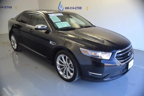 2013 Ford Taurus Limited Sedan for sale in Waxahachie for $19,487 with 29,340 miles.