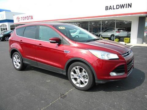 2013 Ford Escape SEL SUV for sale in Poplar Bluff for $23,950 with 43,139 miles.
