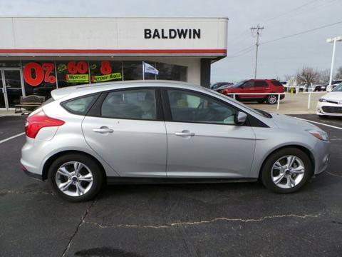 2013 Ford Focus SE Hatchback for sale in Poplar Bluff for $14,950 with 26,043 miles.