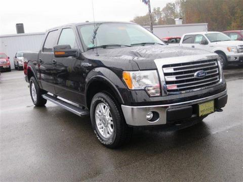 2013 Ford F150 Lariat Crew Cab Pickup for sale in Summersville for $41,999 with 18,596 miles