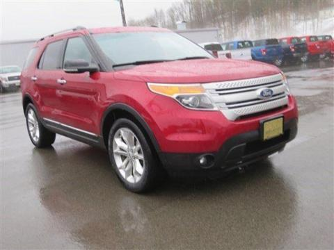 2012 Ford Explorer XLT SUV for sale in Summersville for $31,525 with 41,248 miles