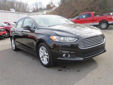 2014 Ford Fusion SE Sedan for sale in Summersville for $22,999 with 15,284 miles
