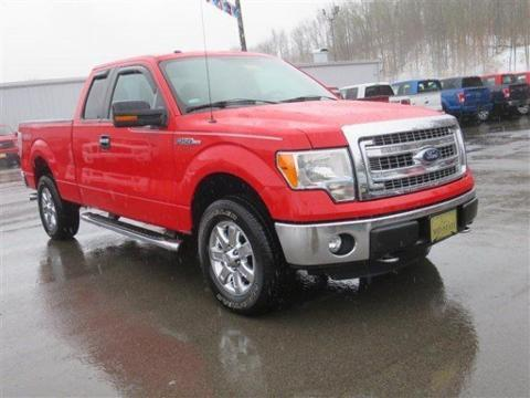 2013 Ford F150 XLT Extended Cab Pickup for sale in Summersville for $34,999 with 8,460 miles