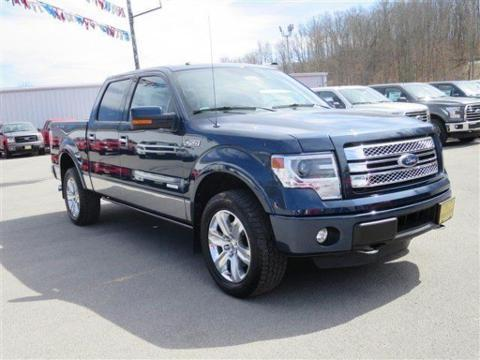 2014 Ford F150 Limited Crew Cab Pickup for sale in Summersville for $48,999 with 11,769 miles