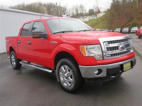 2013 Ford F150 XLT Crew Cab Pickup for sale in Summersville for $34,999 with 18,053 miles