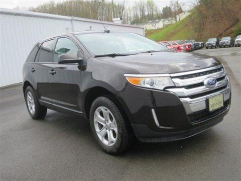 2013 Ford Edge SEL SUV for sale in Summersville for $28,999 with 20,338 miles