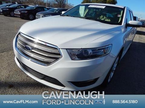 2014 Ford Taurus SEL Sedan for sale in Jonesboro for $25,988 with 6,791 miles