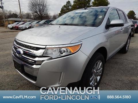 2013 Ford Edge SEL SUV for sale in Jonesboro for $29,988 with 13,209 miles