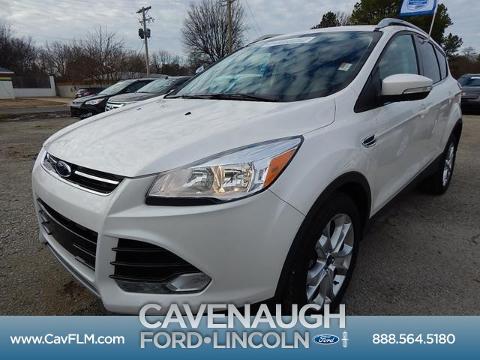 2014 Ford Escape Titanium SUV for sale in Jonesboro for $26,988 with 31,061 miles