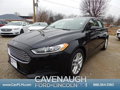 2014 Ford Fusion SE Sedan for sale in Jonesboro for $19,988 with 33,714 miles