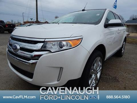 2013 Ford Edge SEL SUV for sale in Jonesboro for $29,988 with 30,547 miles