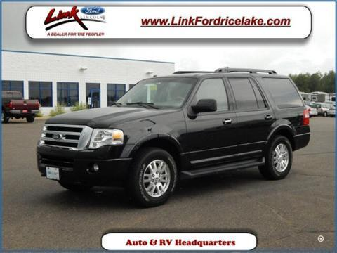 2014 Ford Expedition XLT SUV for sale in Rice Lake for $34,990 with 32,714 miles.