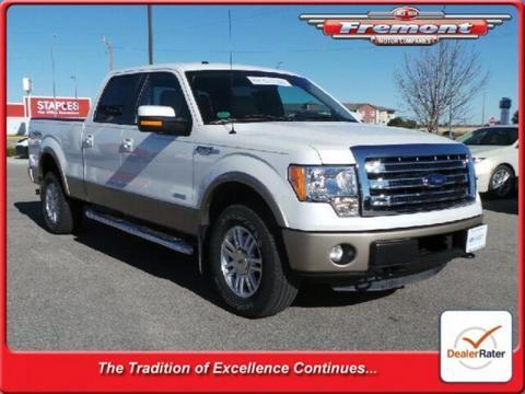 2013 Ford F150 Crew Cab Pickup for sale in Scottsbluff for $41,991 with 10,000 miles.