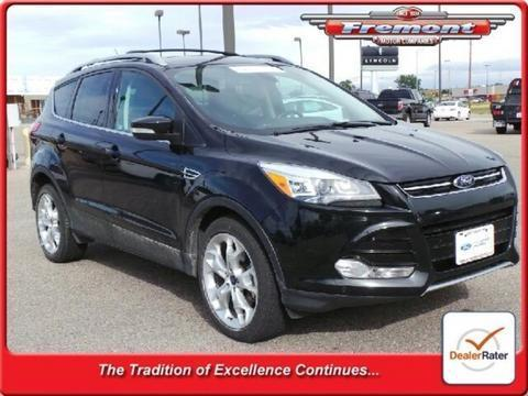 2013 Ford Escape Titanium SUV for sale in Scottsbluff for $28,991 with 30,440 miles.