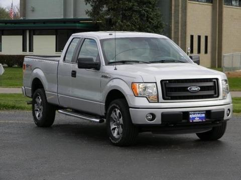 2013 Ford F150 Extended Cab Pickup for sale in Marietta for $29,980 with 8,448 miles.