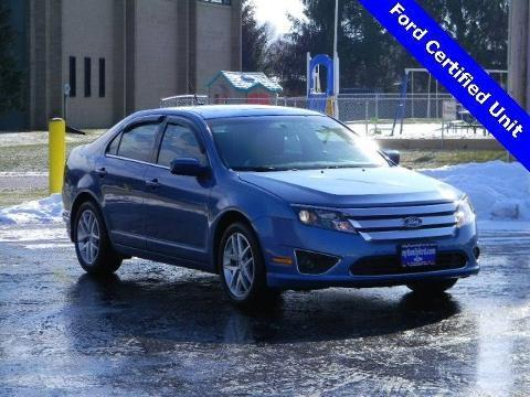 2010 Ford Fusion SEL Sedan for sale in Marietta for $13,980 with 47,217 miles.
