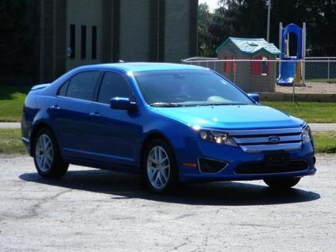 2012 Ford Fusion SEL Sedan for sale in Marietta for $15,480 with 40,808 miles.