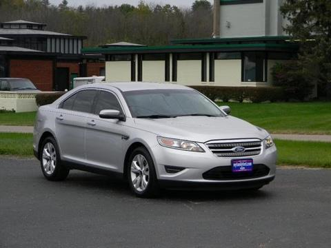 2012 Ford Taurus SEL Sedan for sale in Marietta for $21,060 with 19,245 miles.