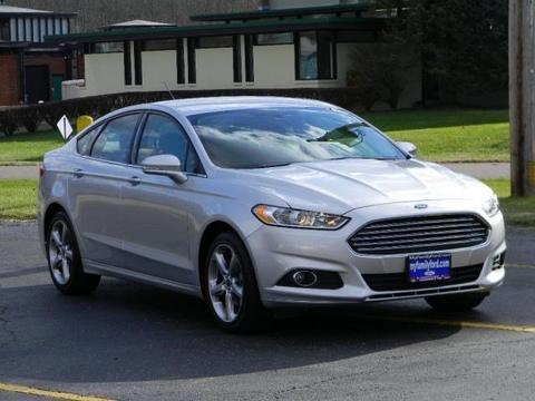 2013 Ford Fusion SE Sedan for sale in Marietta for $18,980 with 25,968 miles.