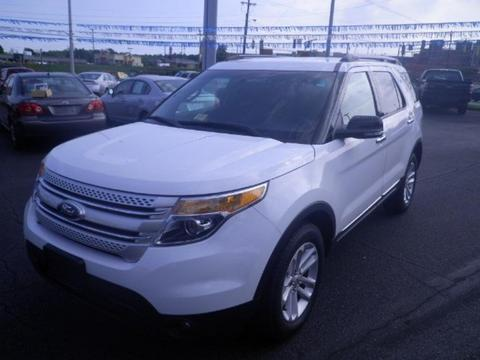 2013 Ford Explorer XLT SUV for sale in Martinsville for $27,994 with 41,787 miles.