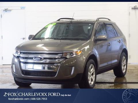 2013 Ford Edge SEL SUV for sale in Charlevoix for $24,991 with 41,593 miles.