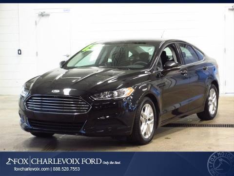 2013 Ford Fusion SE Sedan for sale in Charlevoix for $19,991 with 20,874 miles.
